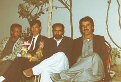 Zahir Lehri, Liaquat Changezi, Zafar Meraj and Hassam Qazi by MACADAM_116