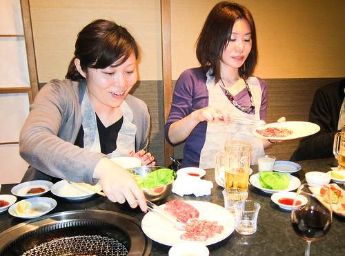 The most awesome yakiniku ever