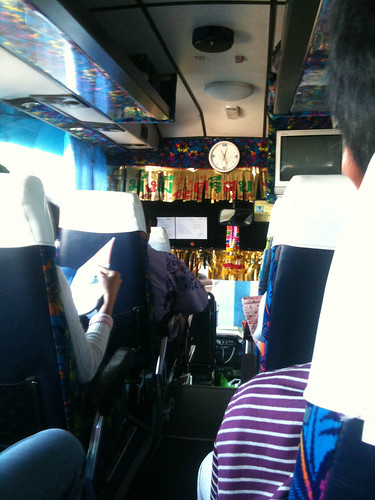 Bus to Nong Khai