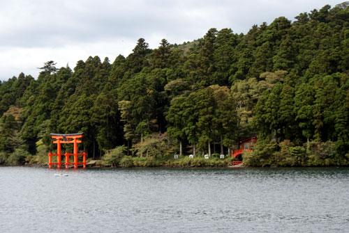 箱根蘆之湖