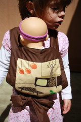 Michael Miller Modern Life Mei Tai for Children/Toddlers