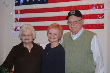 Gramma, Mom & Papa