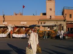 Marrakesch (Ulrike Parnow) Tags: marokko marrakesch djemaaelfna