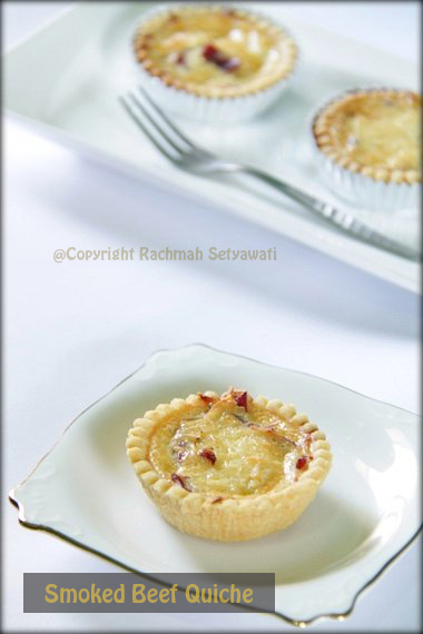 Smoked Beef Quiche by Rchs