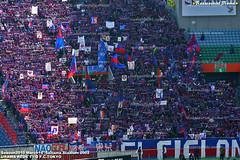 FC東京ゴール裏 埼玉スタジアム2002