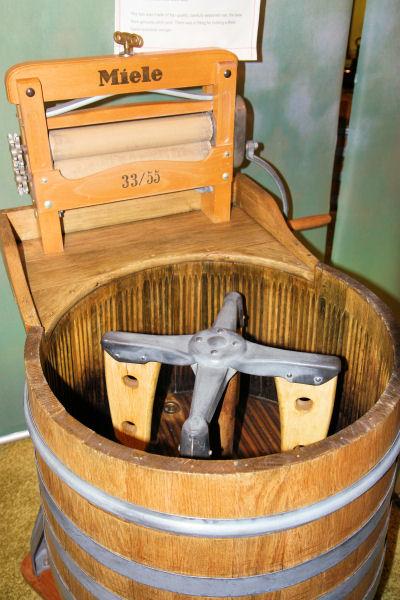 Antique Hand Crank Food Processor
