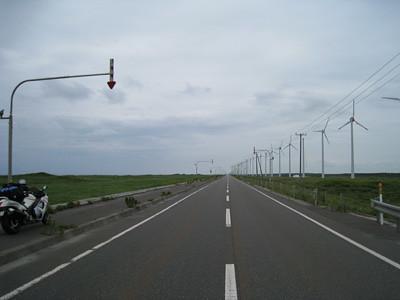北海道オロロンライン