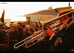 Al comps de l a msica (Isabel Rodrguez) Tags: santa san granada sombrero semana traje procesion uniforme trompeta cecilio realejo mywinners