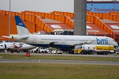 G-MEDF - 1690 - BMI - Airbus A321-231 - Luton - 091208 - Steven Gray - IMG_4816
