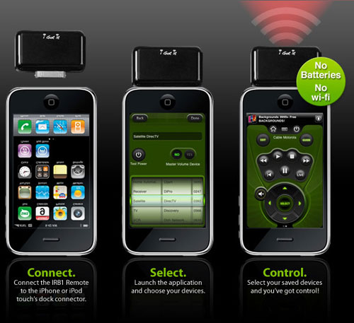 i-Got-Control for iPhone