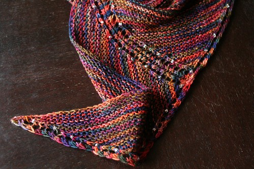 Saturday Shawl