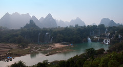 GuanXi Waterfall  (fmshplee) Tags: china waterfall scenery 1001nights nanning guanxi 1001nightsmagiccity mygearandmepremium mygearandmebronze mygearandmesilver mygearandmegold mygearandmeplatinum mygearandmediamond