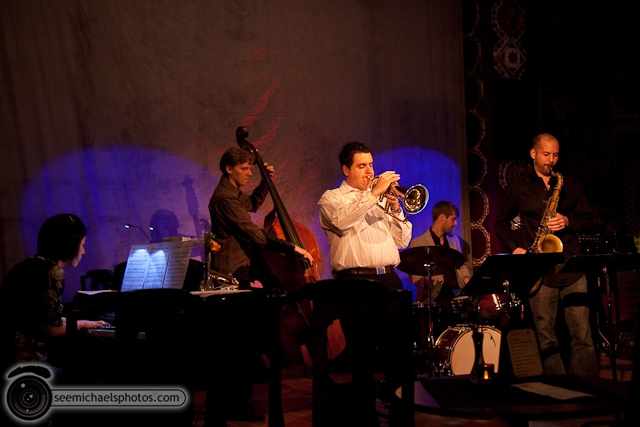 New Standard Jazz Quintet at Tango Del Rey 32110 © Michael Klayman-001