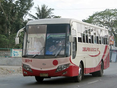 Dagupan Bus Co. Inc. (Chkz) Tags: bus phi hino dagupan pilipinas rk ordinary avg 214  dbci  j08c chokz2go