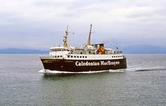 Caledonia off Oban (geoffspages) Tags: geotagged scotland calmac caledonia macbrayne geo:lat=56435167 geo:lon=5563889