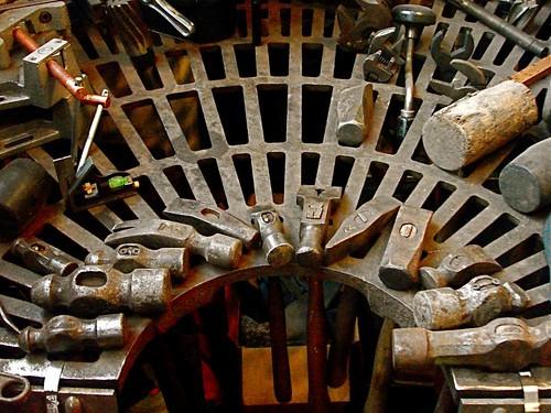 a few hammers
