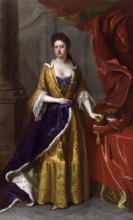NPG 6187, Queen Anne