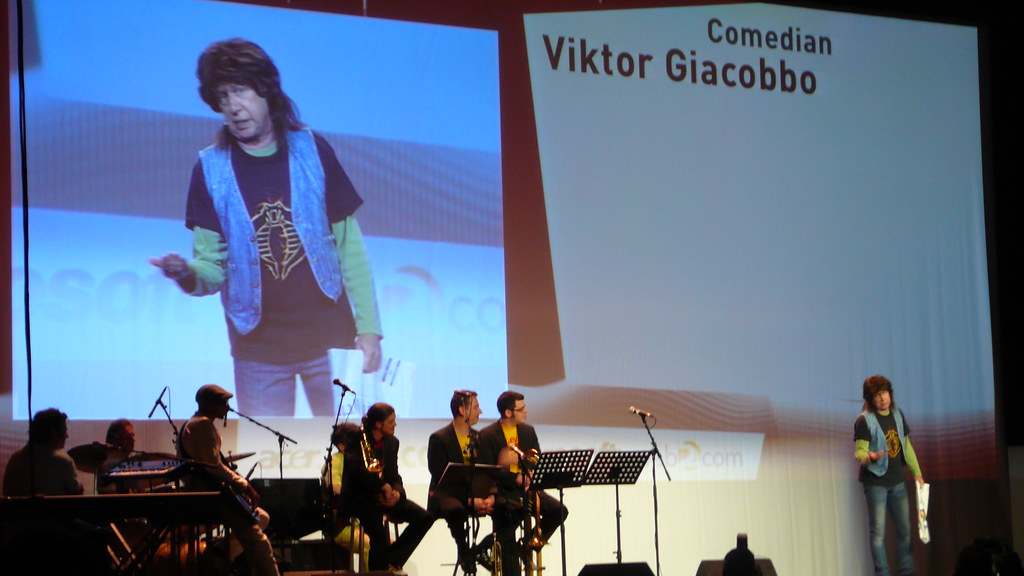 Fredy Hinz alias Viktor Giacobbo