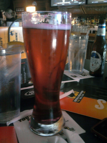 purple beer