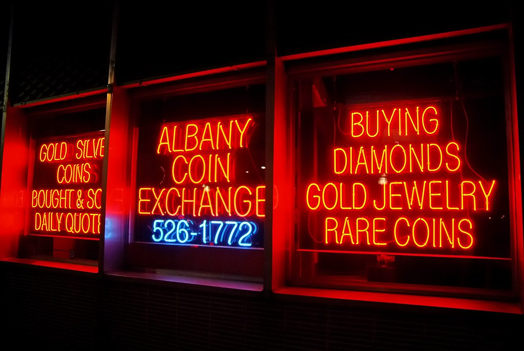 albany coin exchange