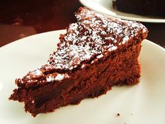 flourless chocolate cake (tyler florence's) - 59