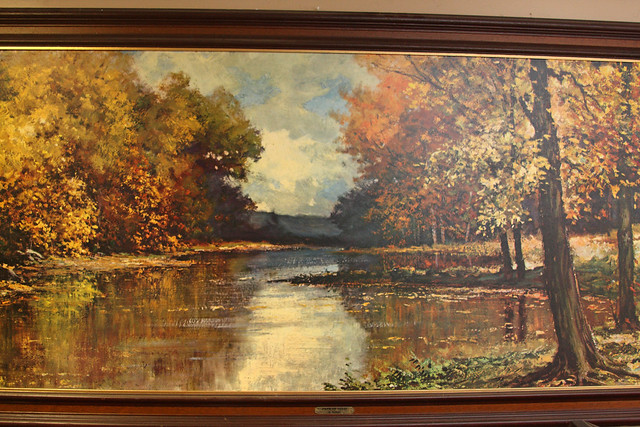 How much are Robert E. Wood paintings worth? - Yahoo! Answers