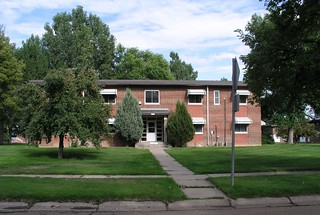 VA Campus Staff Housing, Miles City