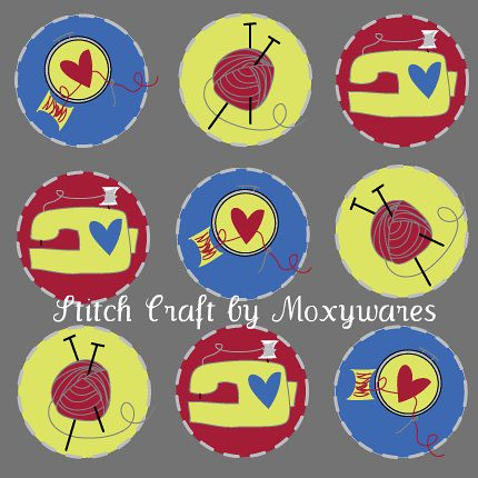 Stitch Craft by Moxywares