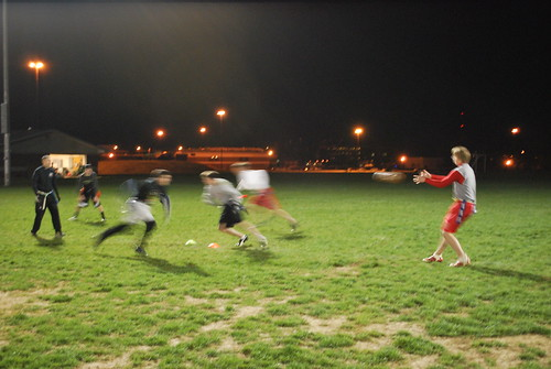 4 on 4 Flag Football