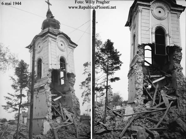 Turnul Clopotnita - 6 mai 1944