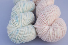 15% sale-  Seraphim on 3- ply Merino Wool 3.5 oz. (...a time to dye)