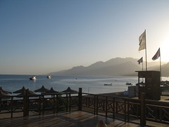 Dahab Bay Mountains