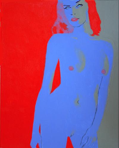 Blue Redhead