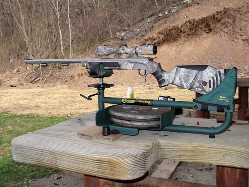 how to change barrels on a tc pro hunter