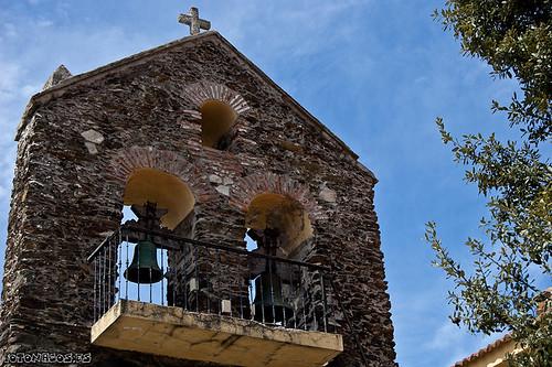 La iglesia de Santa Catalina en El Atazar
