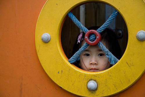 L at playground