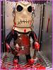 Leatherface (EvilChick) Tags: sanfrancisco toy blood leatherface wondercon texaschainsawmassacre