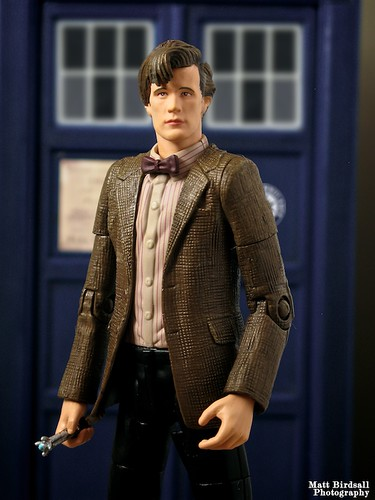 The Eleventh Doctor & Tardis
