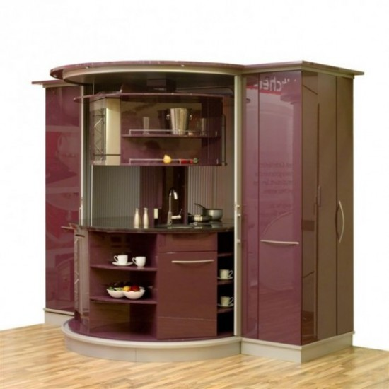 small-space-with circle-kitchen-kitchen-design-concept-3