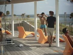 Lz y sombra (Ottmar H.) Tags: shirtless man model foto underwear florida miami supermodel hairdo hunk shooting miamibeach southbeach casting fotoshooting fotomodell