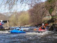 River Dee, Llangollen