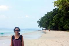 Kanu @radhanagar beach (keedap) Tags: india beach asia honeymoon deepak deep x virgin kanu havelock andaman sharma keerti besr radhanagar