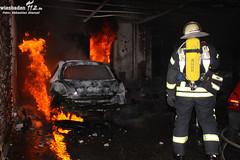 Gebäudebrand Rheinstraße 16.04.10