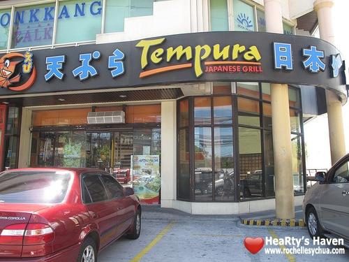 Tempura Japanese Grill