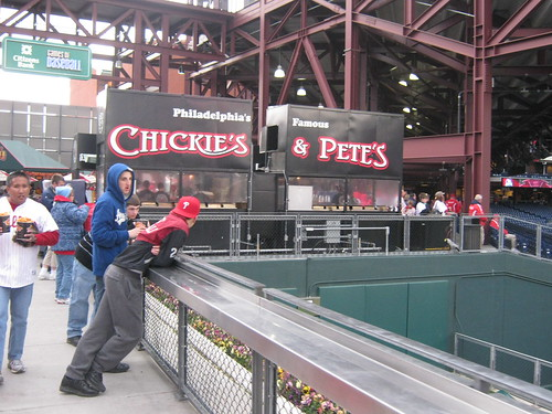 Chickie's & Pete's at Citizens Bank Park