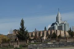 Spitak, Armemia - New Church (jrozwado) Tags: church asia armenia armenianapostolic spitak հայաստան orientalorthodox եկեղեցի սպիտակ հայաստանեայցառաքելականեկեղեցի