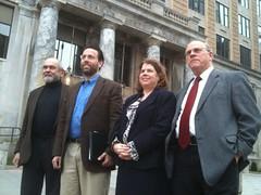 Senator John Coghill, Senator Fred Dyson, and Representative Tammie Wilson endorse Joe Miller