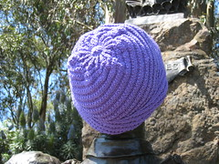 2010_04_18_SpiralRib_purple5 (mmmyarn) Tags: hat knitting aurora8 karabellayarns