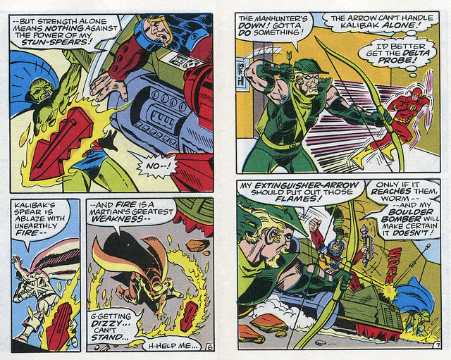 Super Powers - 18 - Green Arrow - 04