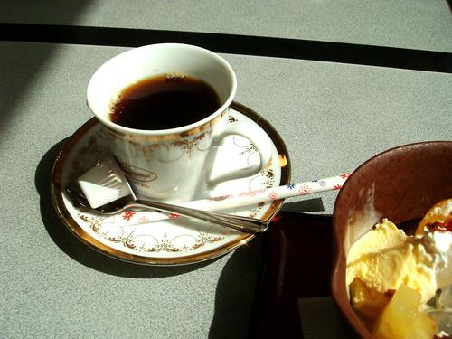 大和長岡店のレストラン